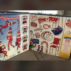 Other - The elf on the shelf Elve's at play set new